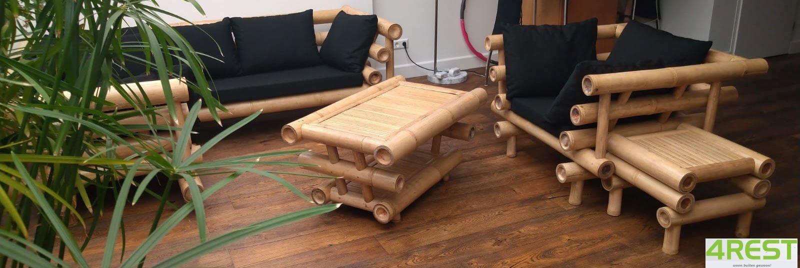 bamboe meubel